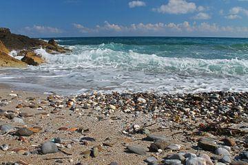 Zee bij Kreta van Tamara Photography