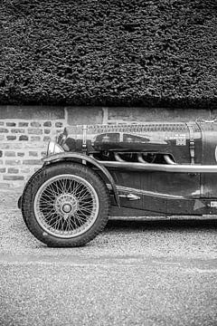 Alvis speed 25 special sport Britse sportwagen van Sjoerd van der Wal