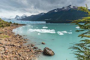 Gletsjer Perito Moreno Argentinie van