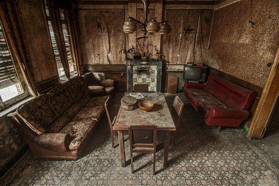 De andere woonkamer van Anya Lobers