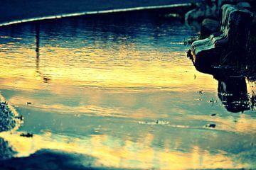 water / eau van melissa demeunier