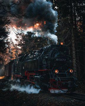Eisenbahn von Arnold Maisner