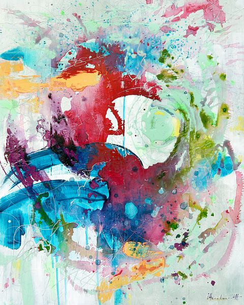 ful colors van Atelier Paint-Ing