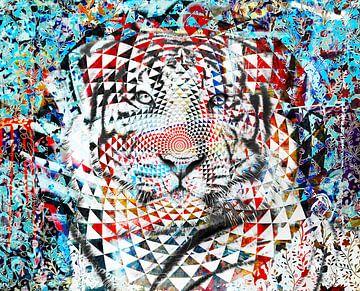 Heiliger Tiger von Giovani Zanolino