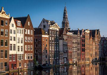 Damrak Amsterdam von Thea.Photo
