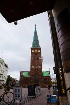 Århus Domkirke, Dänemark von Jeroen van Esseveldt