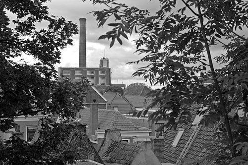 Lichtfabriek in Leiden van