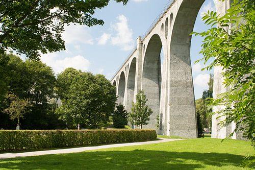Spoorbrug Willingen Sauerland