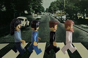 Lego Beatles van
