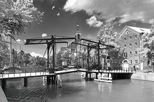 Taanbrug Schiedam van Gerard Veerling
