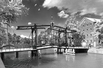 Taanbrug Schiedam van