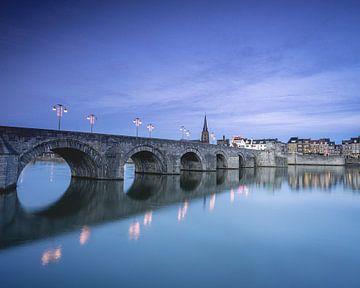 Old Bridge  Maastricht van Sonny Vermeer