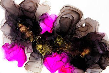 Black pink van Joke Gorter