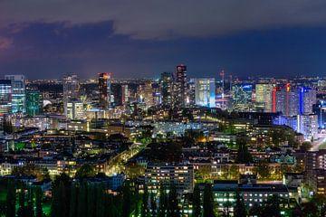 Skyline de Rotterdam sur Roy Poots