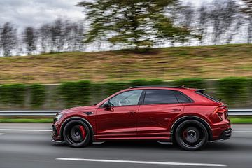Audi RSQ8-R Abt van Bas Fransen