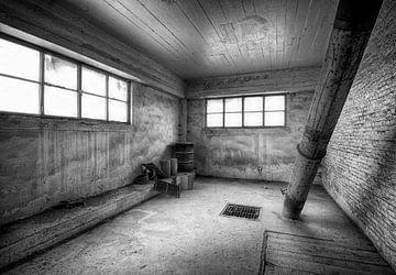 Verlassene Fabrik von Marcel van Balken