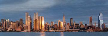 New York  Sonnenuntergang von Kurt Krause