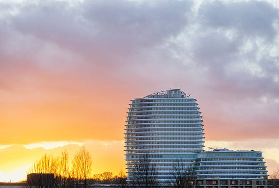 Kempkensberg - Zuiderplantsoen Groningen (DUO Gebouw - Belastingdienst)