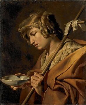 Johannes der Täufer, Matthias Stomer