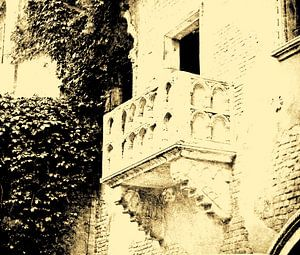 Verona, Italië. Waar is Julia?
