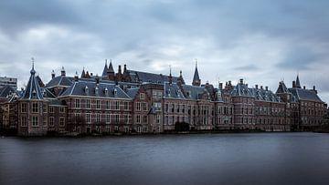 Das niederländische Parlament sitzt im Binnenhof in Den Haag von OCEANVOLTA