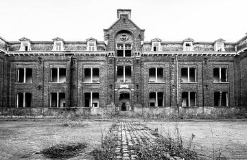 Gefängnis 11 von Kirsten Scholten