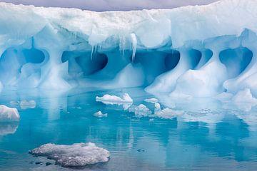 IJsvorming op Antarctica van Angelika Stern