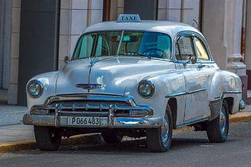 Auto in Cuba van René Roos