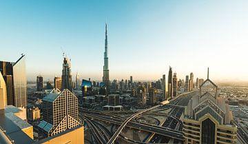 Dubai Skyline III von Dennis Wierenga