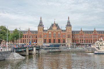 Amsterdam Hauptbahnhof von Richard van der Woude