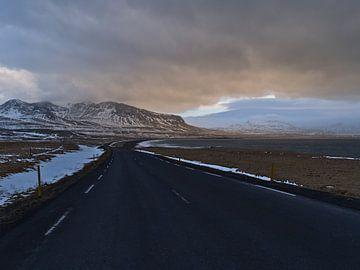 Reis naar Snæfellsnes van Timon Schneider