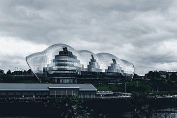 Concert Hall - Gateshead Council van Ronald Looijestijn