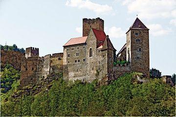 Burg Hardegg von Leopold Brix