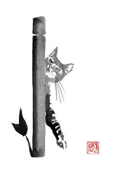 Klyde und Bambus von philippe imbert