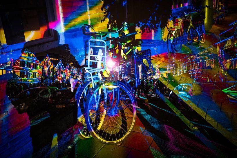 Glow Eindhoven, dubbele opname van René van der Horst