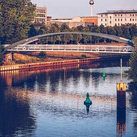 Berlin-Moabit / Nordhafen sur Alexander Voss