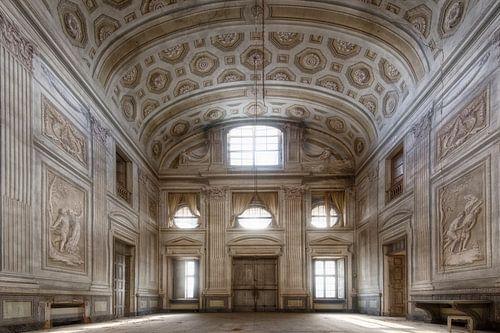 Artdeco hal in statige villa Palazzo L