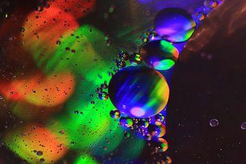 Druppels drops van Fotografie Sybrandy