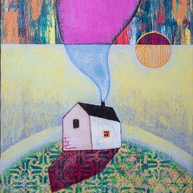 La maison et le silence 12 sur Ariadna de Raadt-Goldberg
