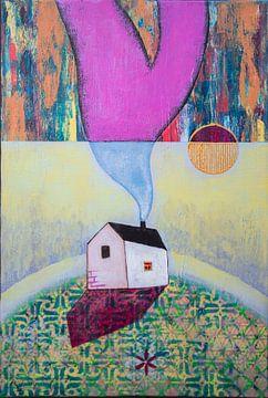 Huis en stilte 12 van Ariadna de Raadt