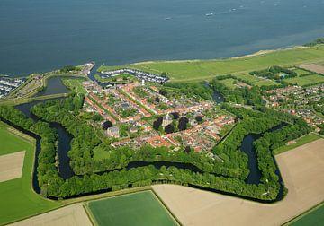 Vestingstad Willemstad van Sky Pictures Fotografie