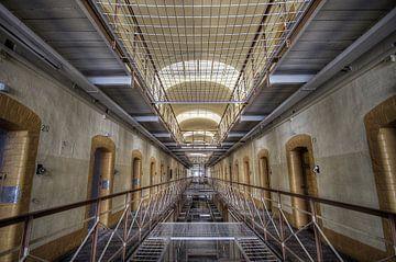 Urbex - Jail von Angelique Brunas