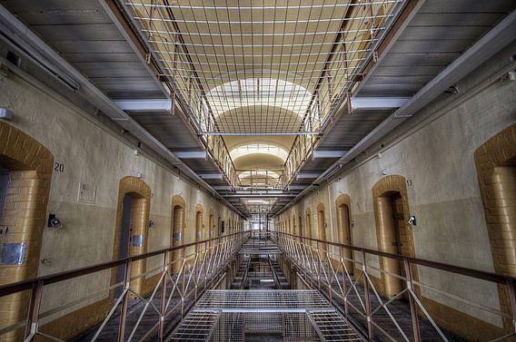 Urbex - Jail van Angelique Brunas
