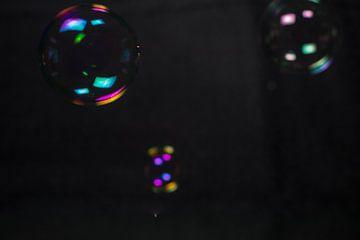 Bunte Seifenblasen von As Janson