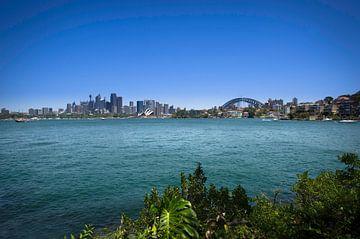 Die Skyline von Sydney bei Tag | Panorama von Ricardo Bouman