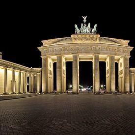 Brandenburger Tor (Berlin) von Frank Herrmann