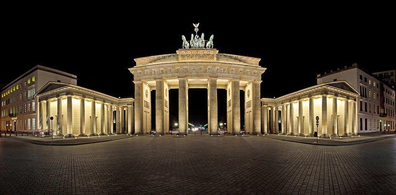 Brandenburger Tor (Berlijn) van Frank Herrmann