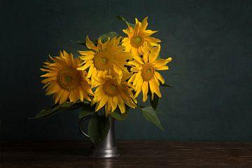 Sonnenblumen von Elles Rijsdijk