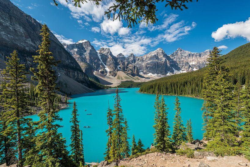 Moraine Lake Kanada von Eelke Brandsma