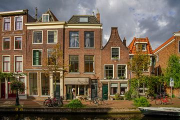 Oude Rijn Leiden van Dirk van Egmond